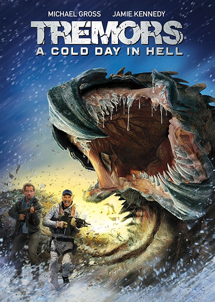 Tremors A Cold Day in Hell 2018 720p BRRip XviD AC3-XVID
