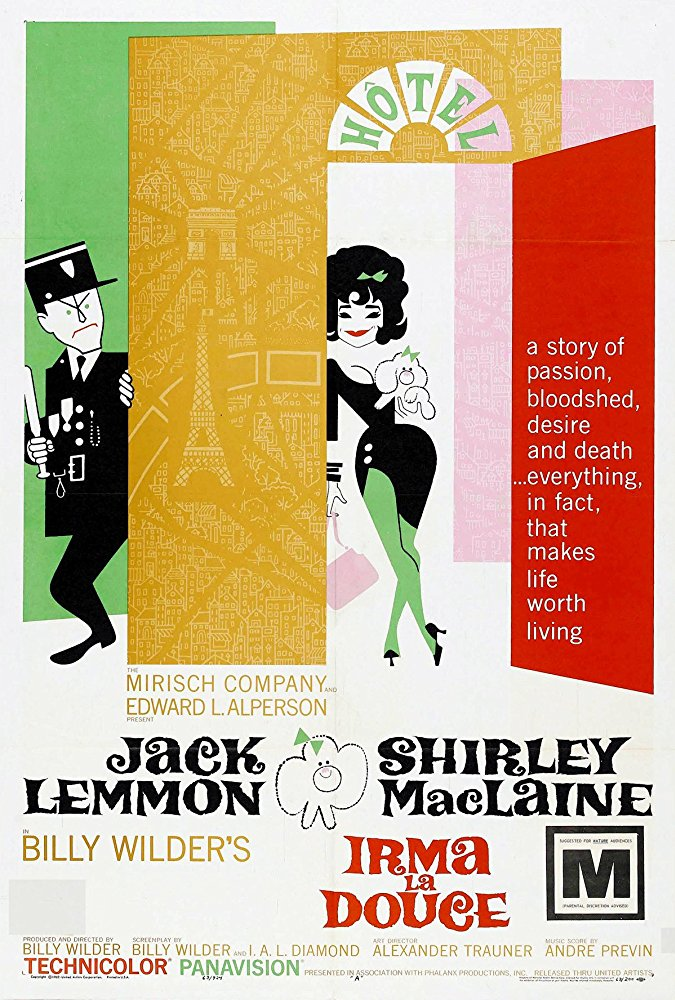 Irma la Douce 1963 720p BluRay H264 AAC-RARBG