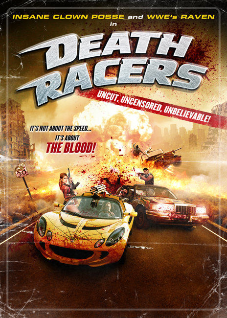 Death Racers (2008) 480p BluRay x264-mSD