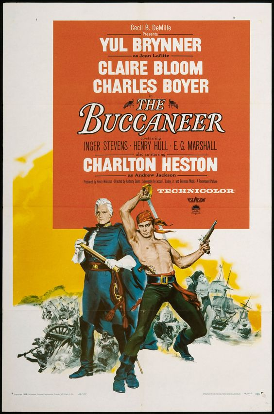The Buccaneer 1958 1080p BluRay H264 AAC-RARBG
