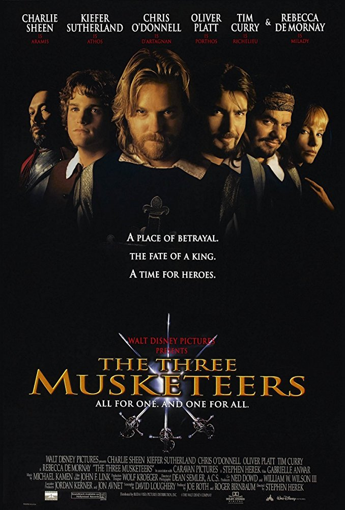 The Three Musketeers 1993 DVDRIP-RypS