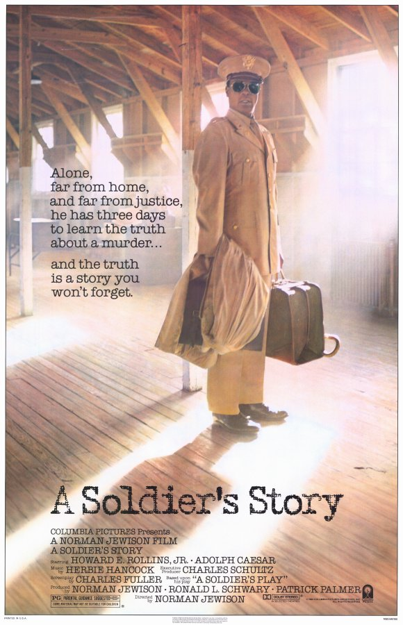 A Soldiers Story 1984 BRRip XviD MP3-XVID