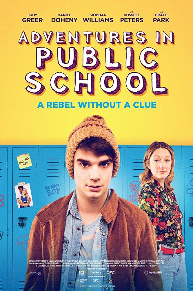 Adventures in Public School 2017 720p WEB-HD 650 MB - iExTV
