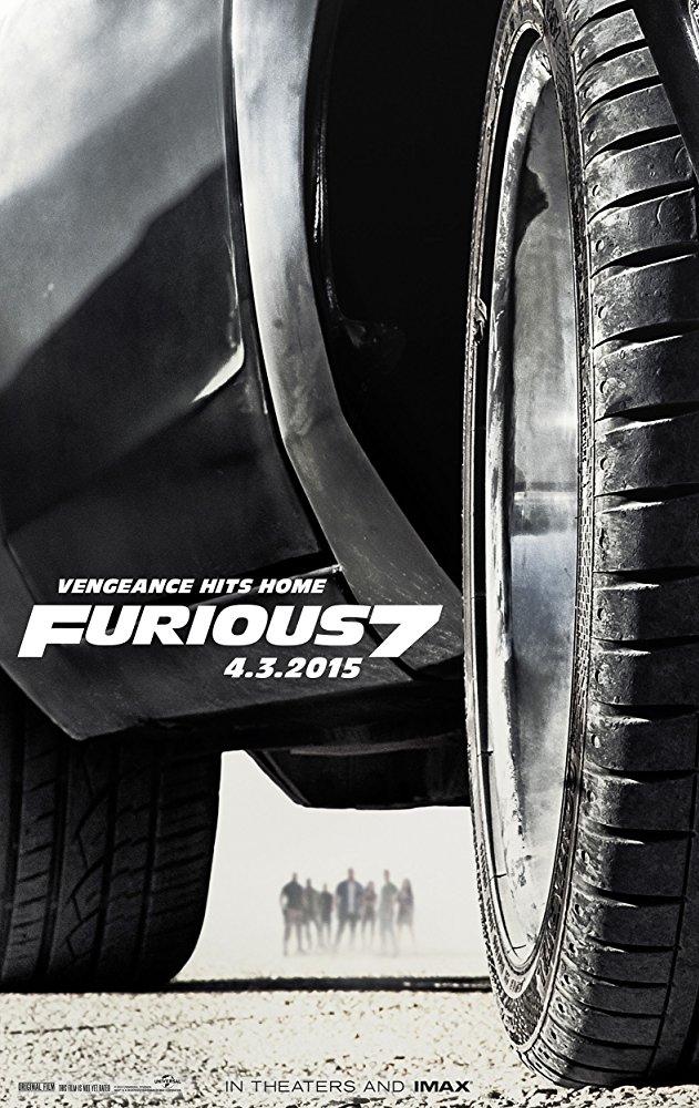 Furious 7 2015 BluRay 10Bit 1080p DD5 1 H265-d3g