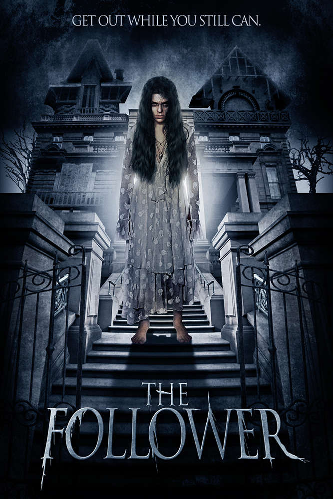 The Follower (2017) PROPER HDRIP AC3 X264-CMRG