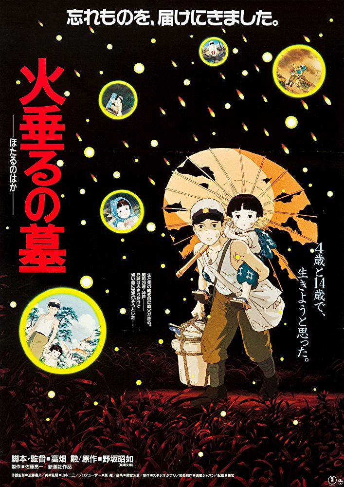 Grave of the Fireflies (1988) [BluRay] [720p] YIFY