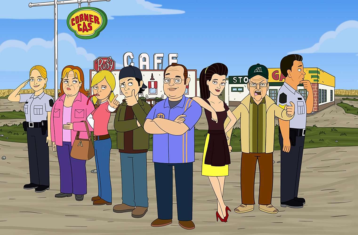 Corner Gas Animated S01E05 HDTV x264-aAF
