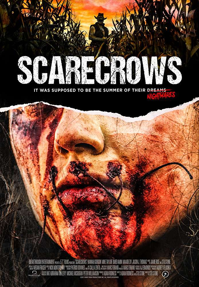 Scarecrows (2017) HDRip 1400MB KOSHARA