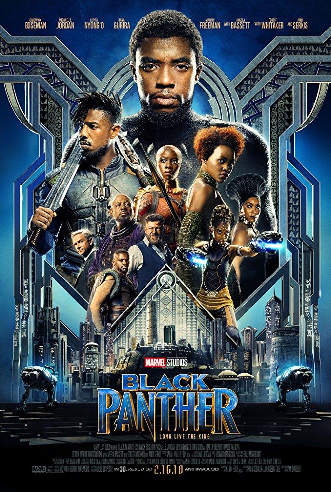 Black Panther 2018 BRRip 1080p DD5 1 H265-d3g