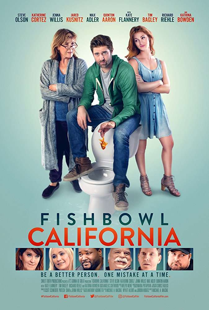 Fishbowl California (2018) HDRip XviD AC3-EVO