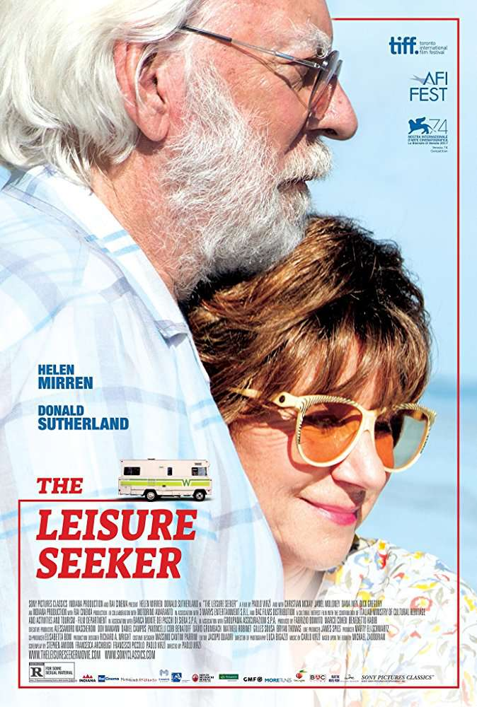 The Leisure Seeker (2017) BRRip XviD AC3-EVO