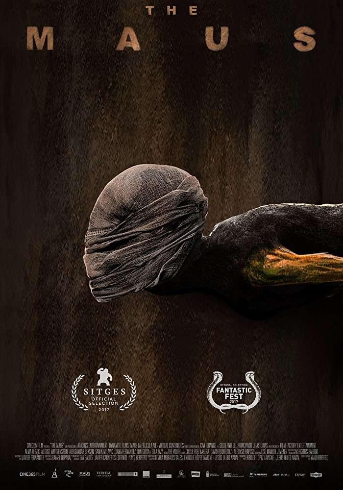 The Maus (2017) HDRip XviD AC3-EVO