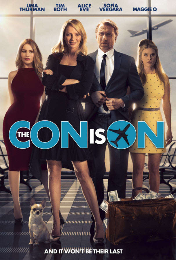 The Con Is On 2018 HDRip AC3 X264-CMRG[EtMovies]