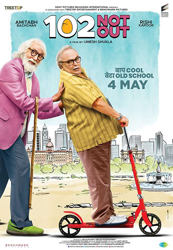 102 Not Out (2018) 720p Desi Pre Rip x264 AC3 - DTOne Exclusive