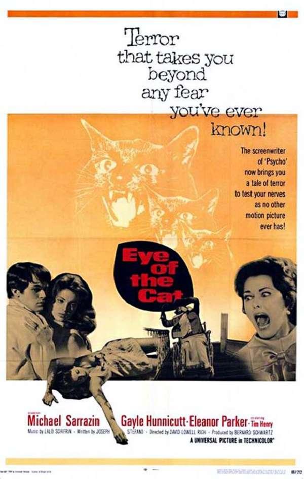Eye of the Cat 1969 1080p BluRay x264-SADPANDA