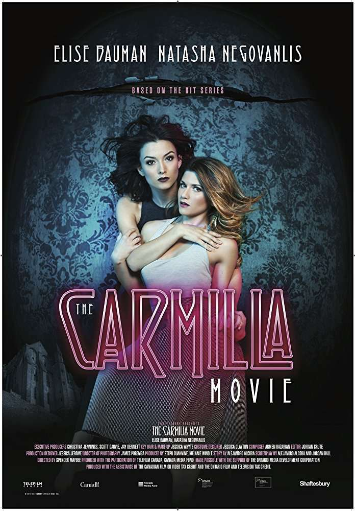 The Carmilla Movie 2017 HDRip AC3 X264-CMRG
