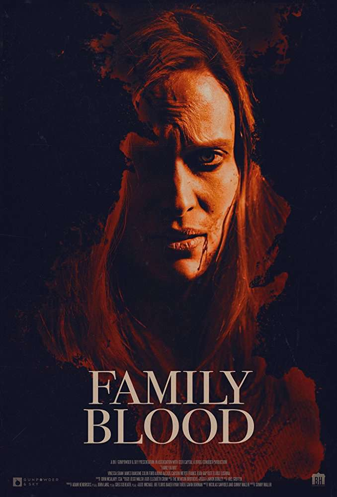 Family Blood 2018 HDRip XviD AC3-EVO