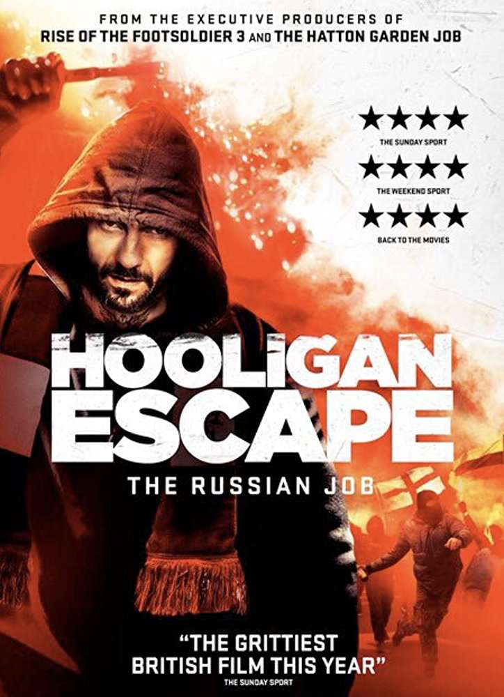 Hooligan Escape The Russian Job 2018 WEB-DL XviD AC3-FGT