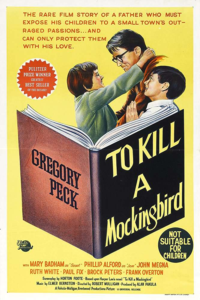 To Kill a Mockingbird (1962) [BluRay] [720p] YIFY