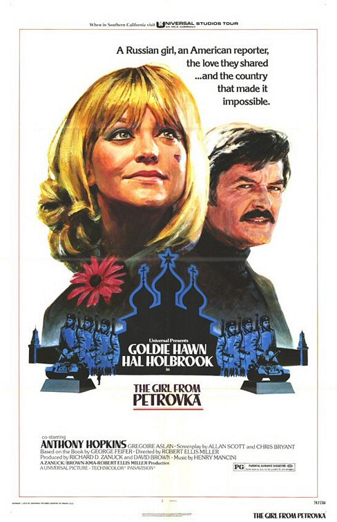 The Girl from Petrovka 1974 DVDRip XViD