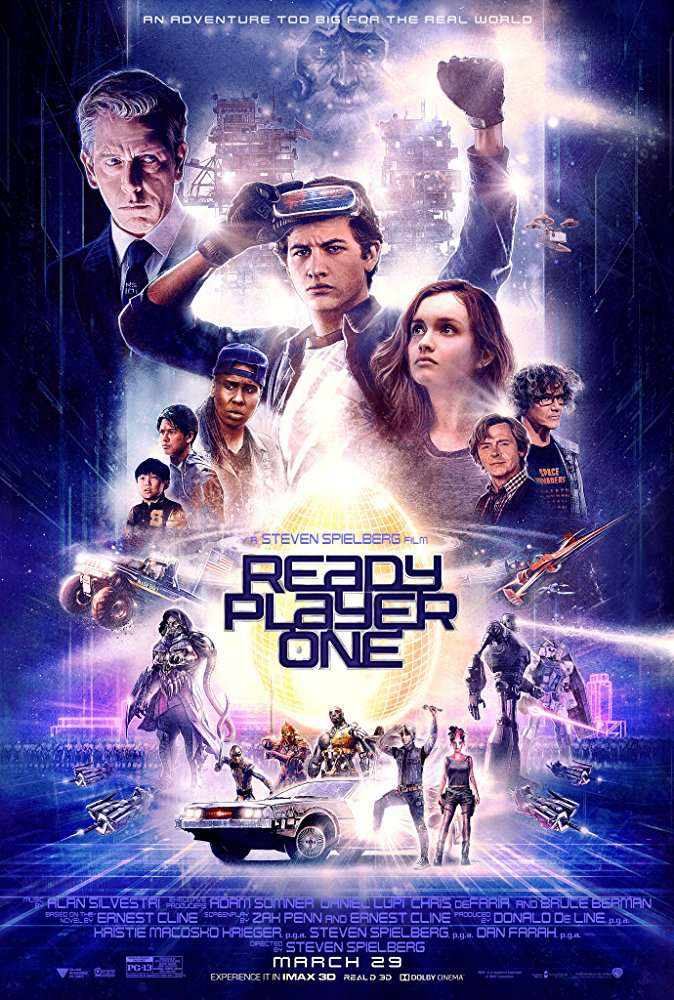 Ready Player One 2018 V3 720p HC HDRip X264 AC3-EVO