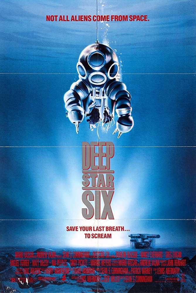 Deepstar Six 1989 720p BluRay x264-x0r