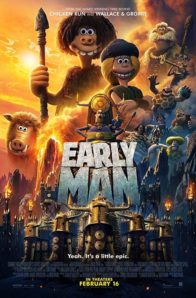 Early Man 2018 1080p HDRip X264 AC3-EVO[TGx]