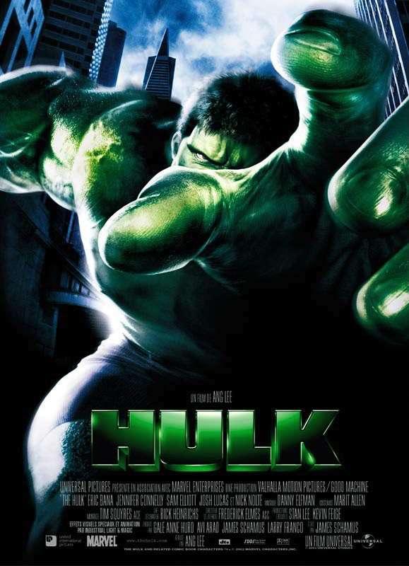 Hulk 2003 BRRip XviD MP3-XVID