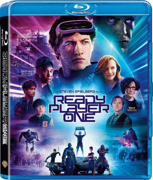 Ready Player One (2018) 720p V2 HC HDRip X264 AC3-EVO