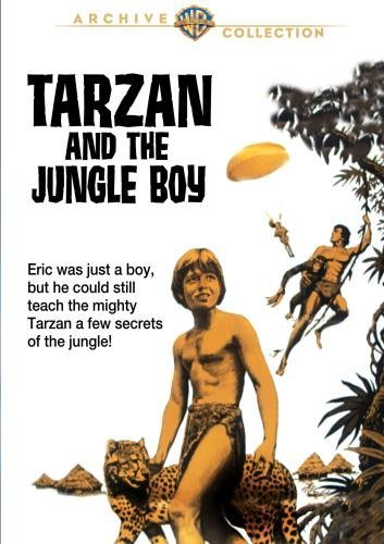 Tarzan and the Jungle Boy 1968 DVDRip XViD
