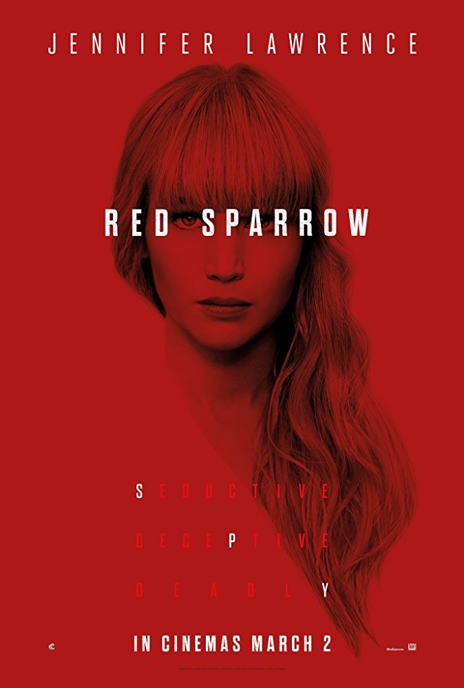 Red Sparrow 2018 1080p BRRip X264 AC3 MutzNutz