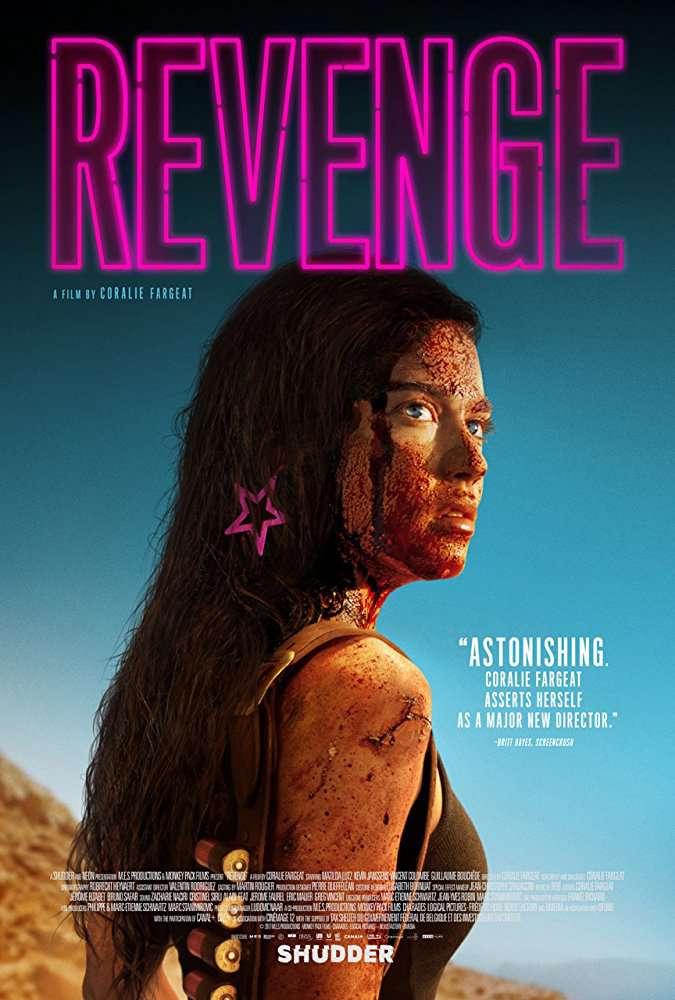 Revenge 2017 HDRip AC3 X264-CMRG
