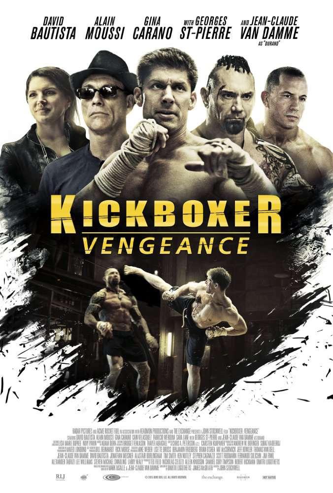 Kickboxer Vengeance 2016 BRRip XviD MP3-XVID