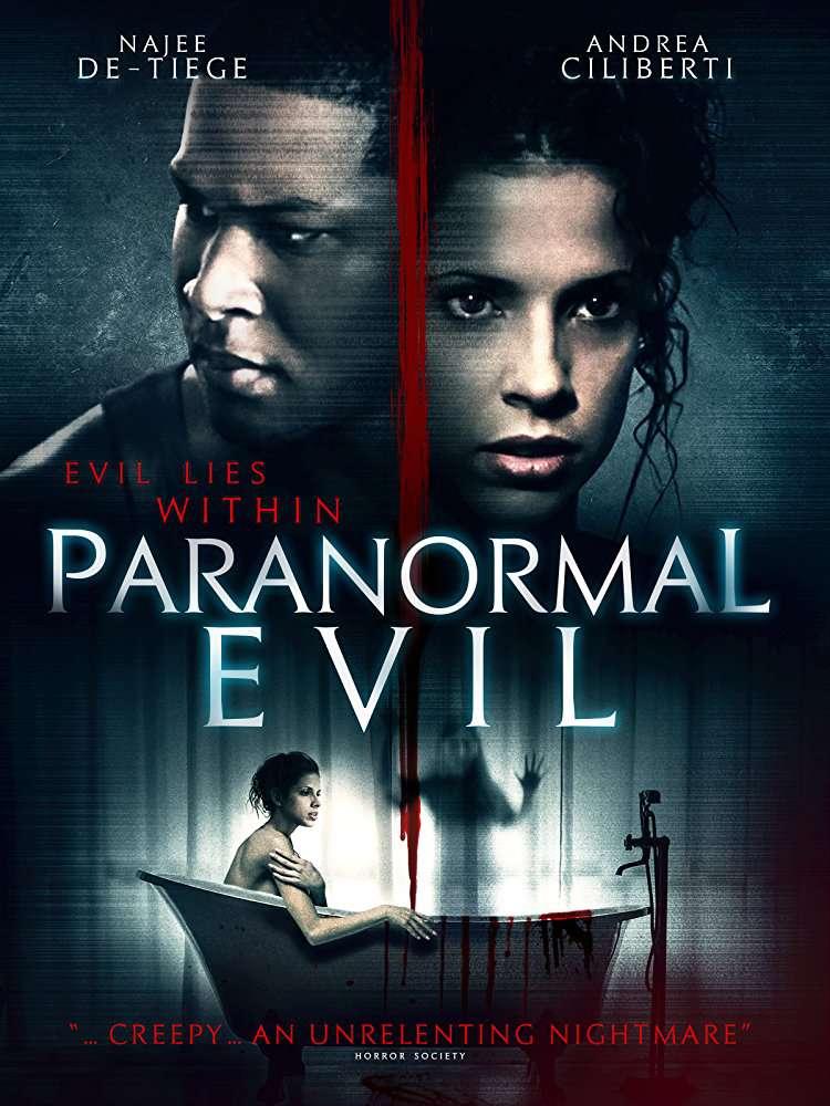 Paranormal Evil 2018 HDRip AC3 X264-CMRG [N1C]