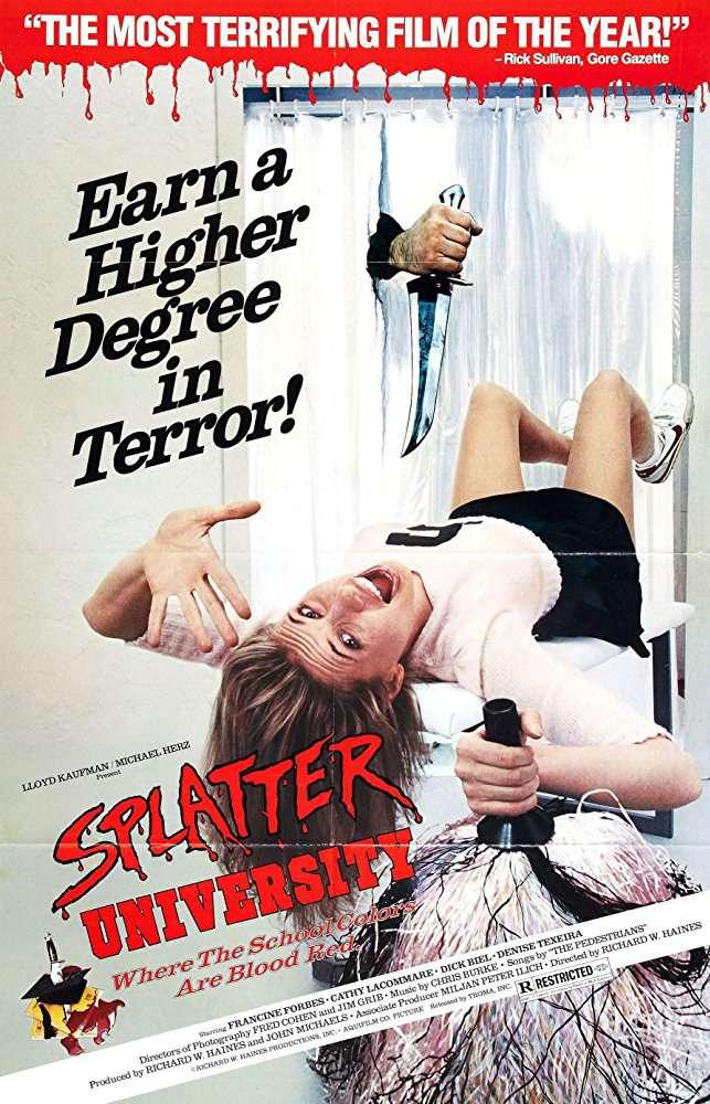Splatter University 1984 DVDRip x264
