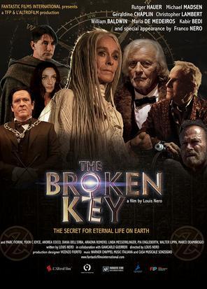 The Broken Key 2017 BRRip AC3 X264-CMRG