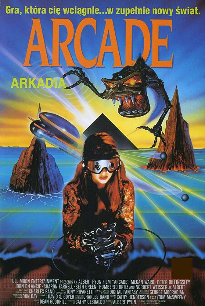 Arcade 1993 DVDRip XViD