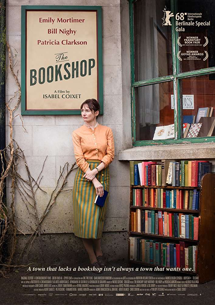 The Bookshop 2017 BDRip AC3 X264-CMRG