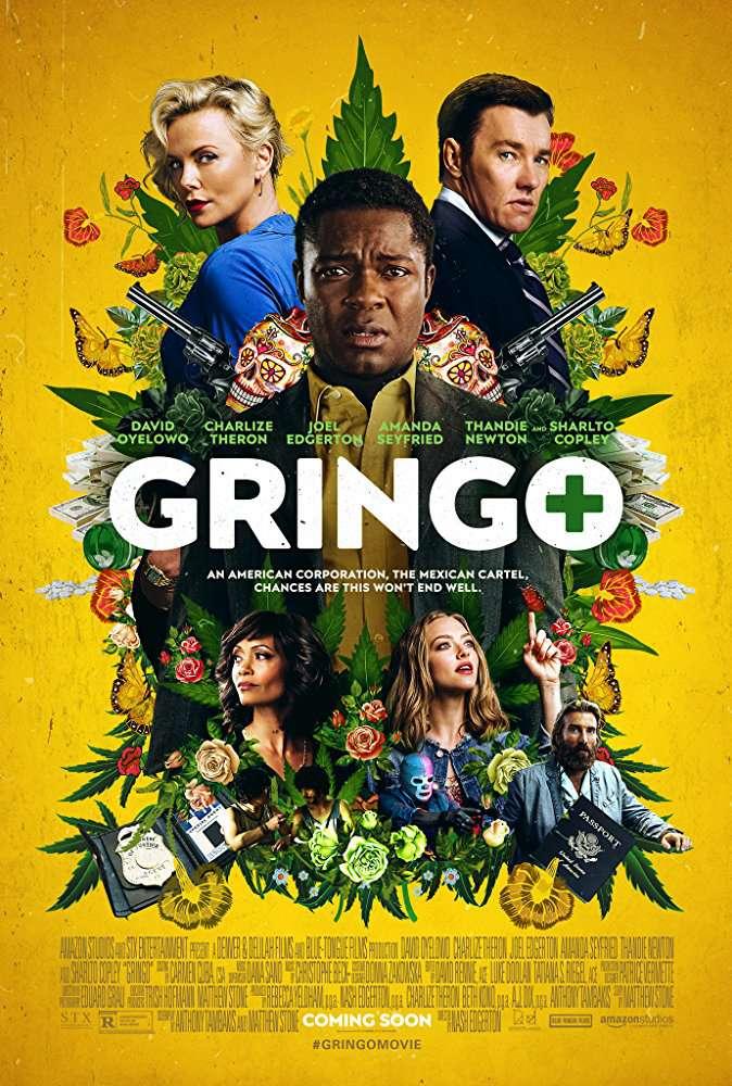 Gringo 2018 720p WEB-DL 2CH x265 HEVC-PSA