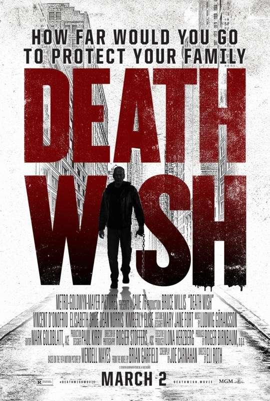 Death Wish 2018 720p BluRay x264 DTS-HDC