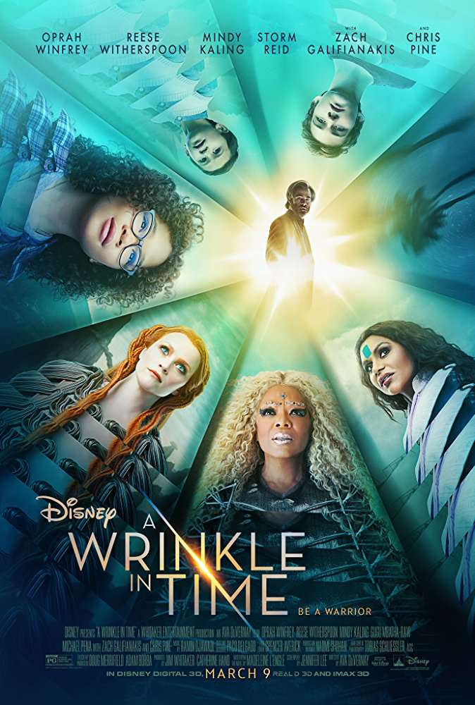 A Wrinkle In Time 2018 Movies BRRip x264 5 1 with Sample