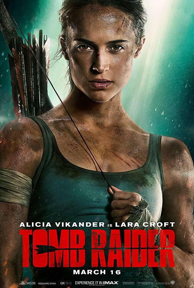 Tomb Raider 2018 HDRip XviD AC3-EVO[N1C]