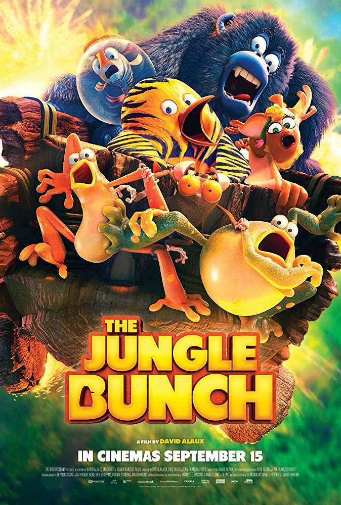 The Jungle Bunch 2017 BDRip XviD AC3-EVO