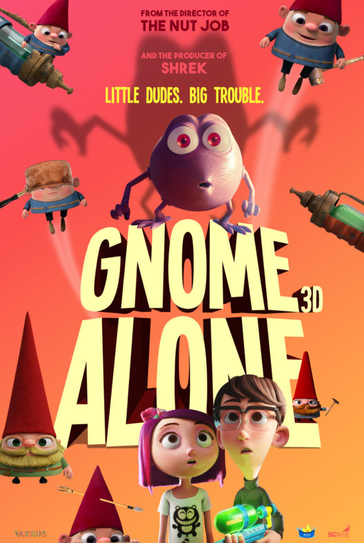 Gnome Alone (2017) 1080p WEB-DL DD5.1 H264-CMRG