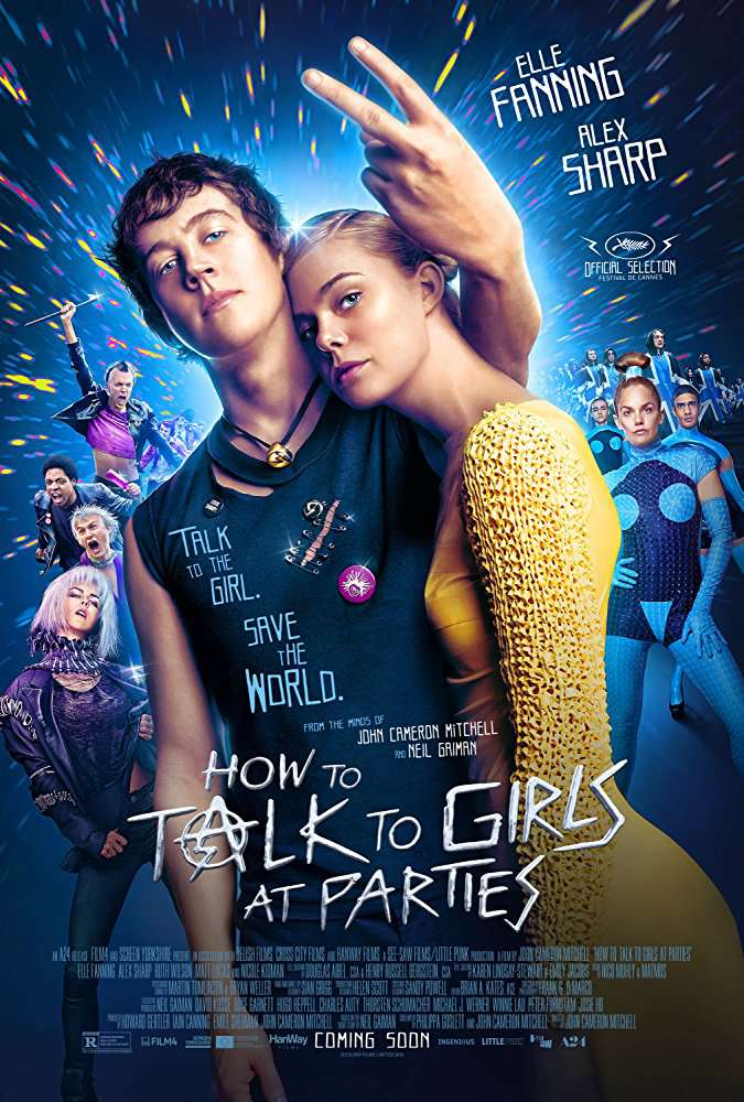 How to Talk to Girls at Parties 2017 720p BRRip XviD AC3-XVID