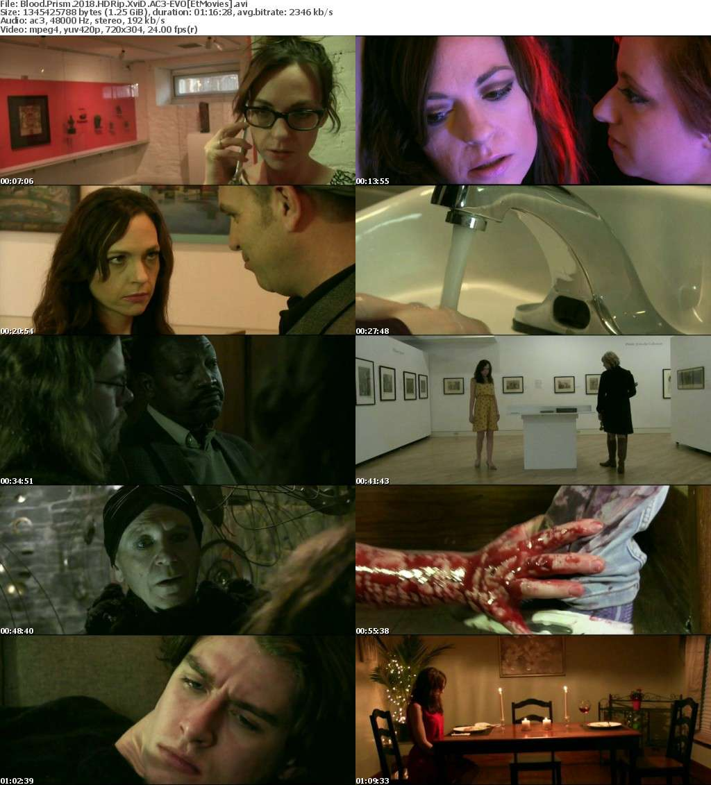 Blood Prism 2018 HDRip XviD AC3-EVO[EtMovies]