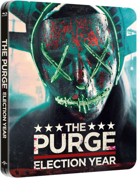 The Purge Election Year (2016) 720p BluRay Dual Audio [Hindi DD 5.1+Eng] AAC Esub-Kat