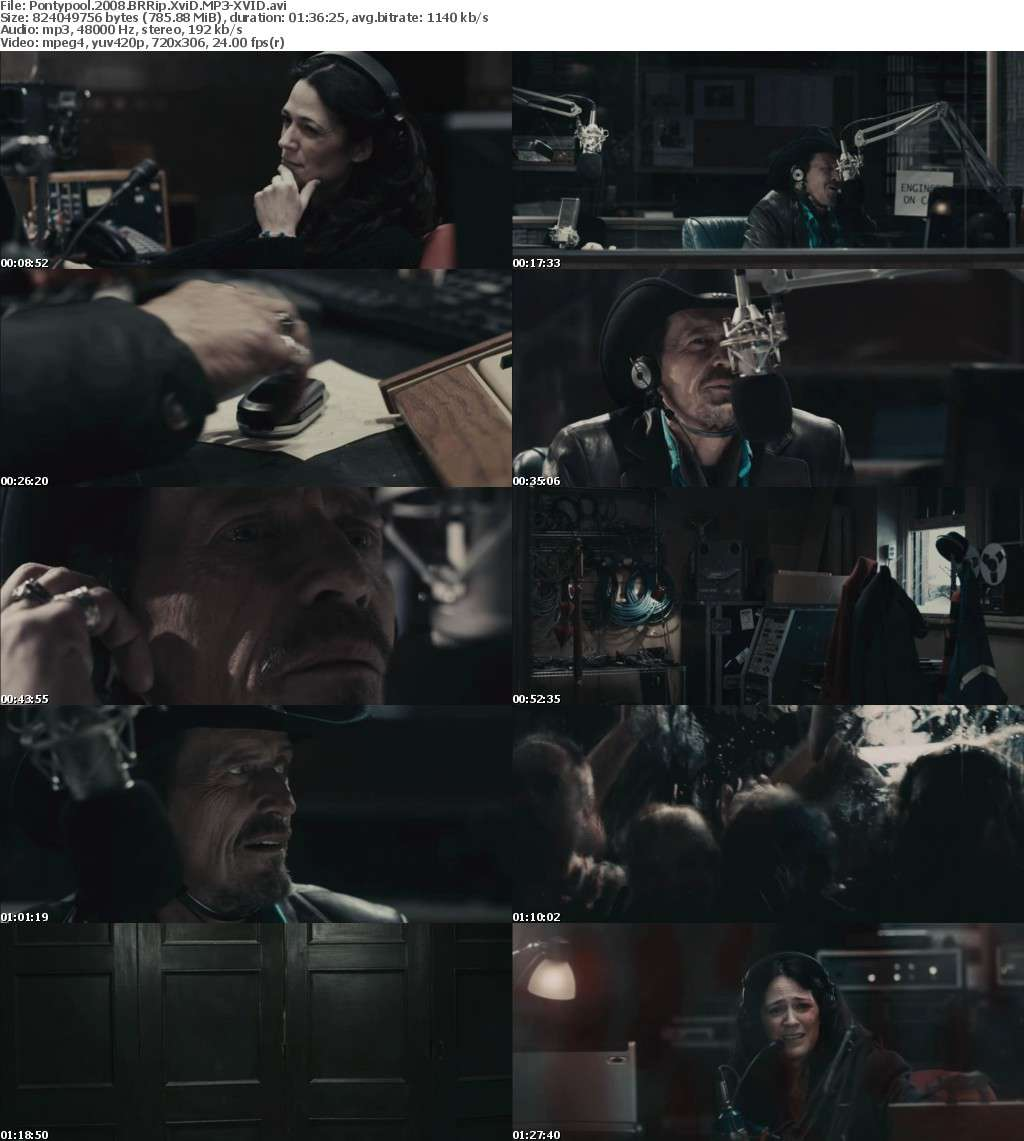 Pontypool 2008 BRRip XviD MP3-XVID