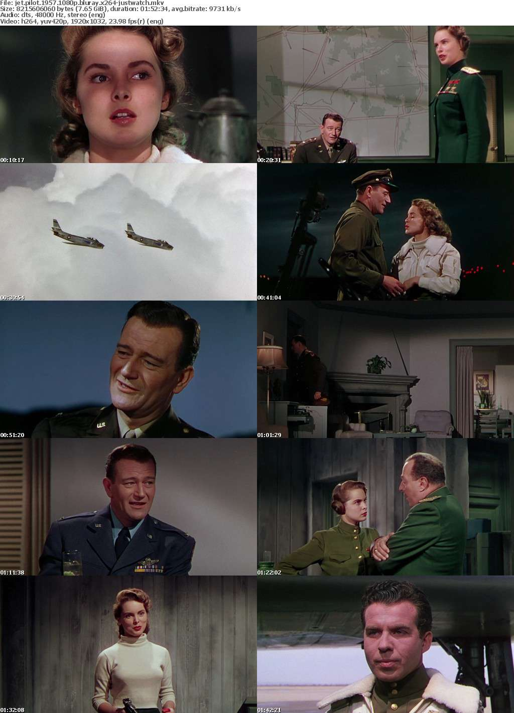 Jet Pilot 1957 1080p BluRay x264-JustWatch