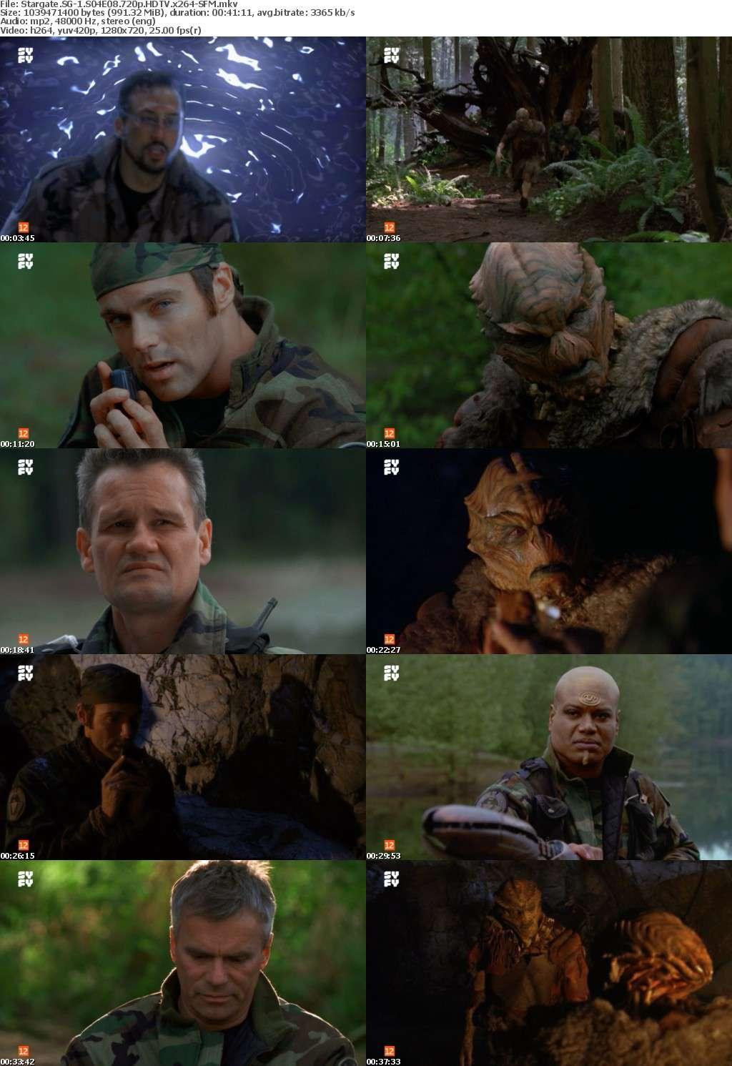 Stargate SG-1 S04E08 720p HDTV x264-SFM